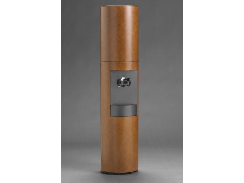 Cima Canadian Cherry Wood Bottleless Water Cooler With