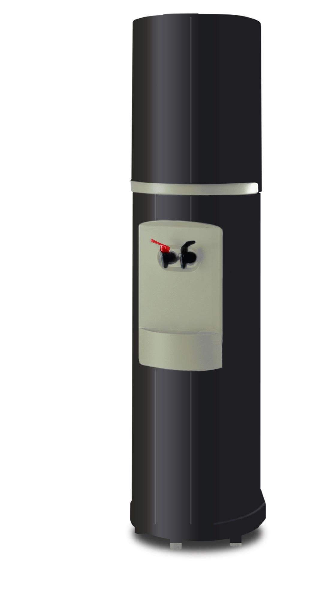 Fahrenheit Water Cooler Black Cabinet With Green Tea Trim