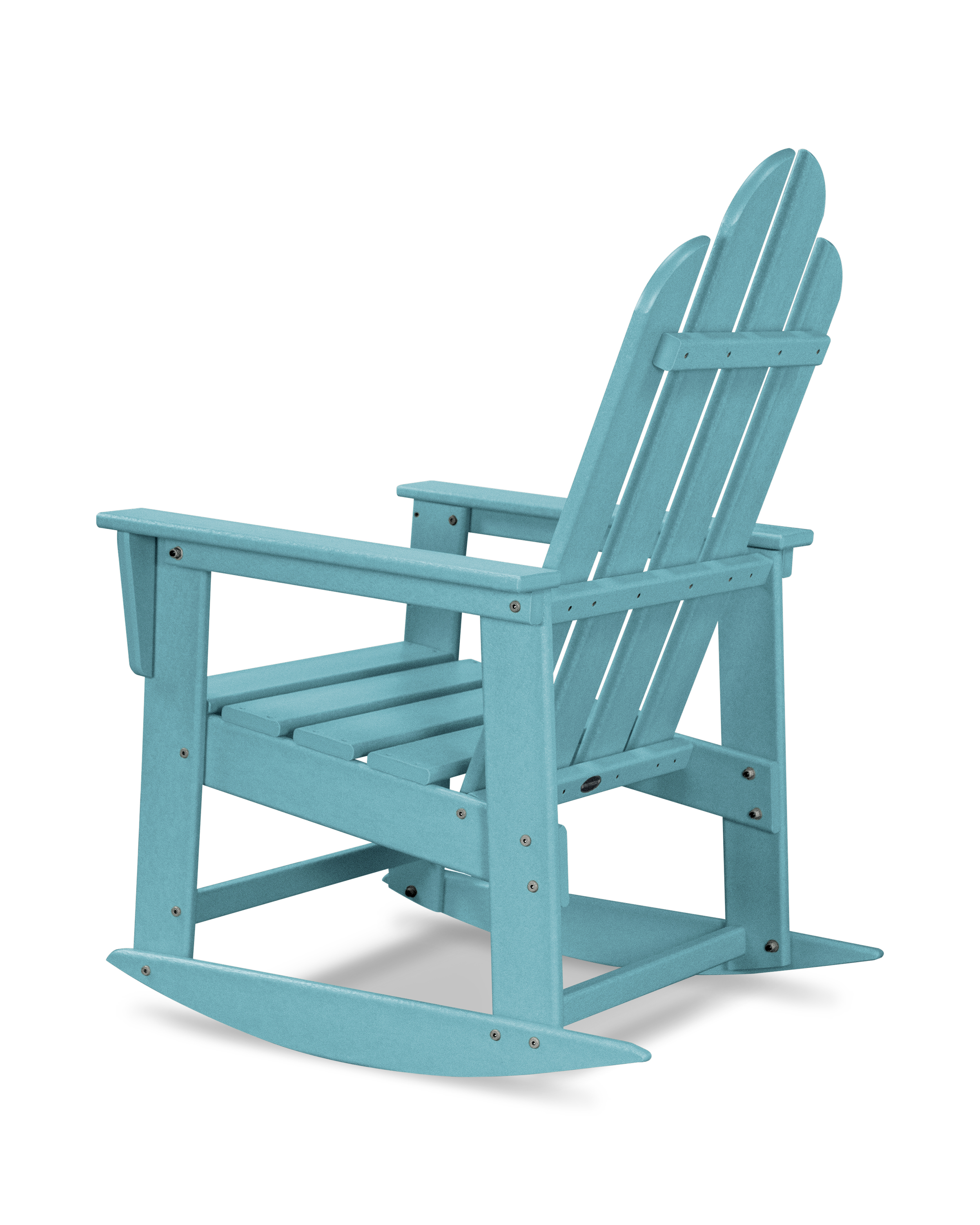 This Cozy Rocker Is The Perfect Place To Sit Back And Dream Of A Summer Day In New England. Polywood Furniture Is Constructed Of Solid Polywood Lumber That