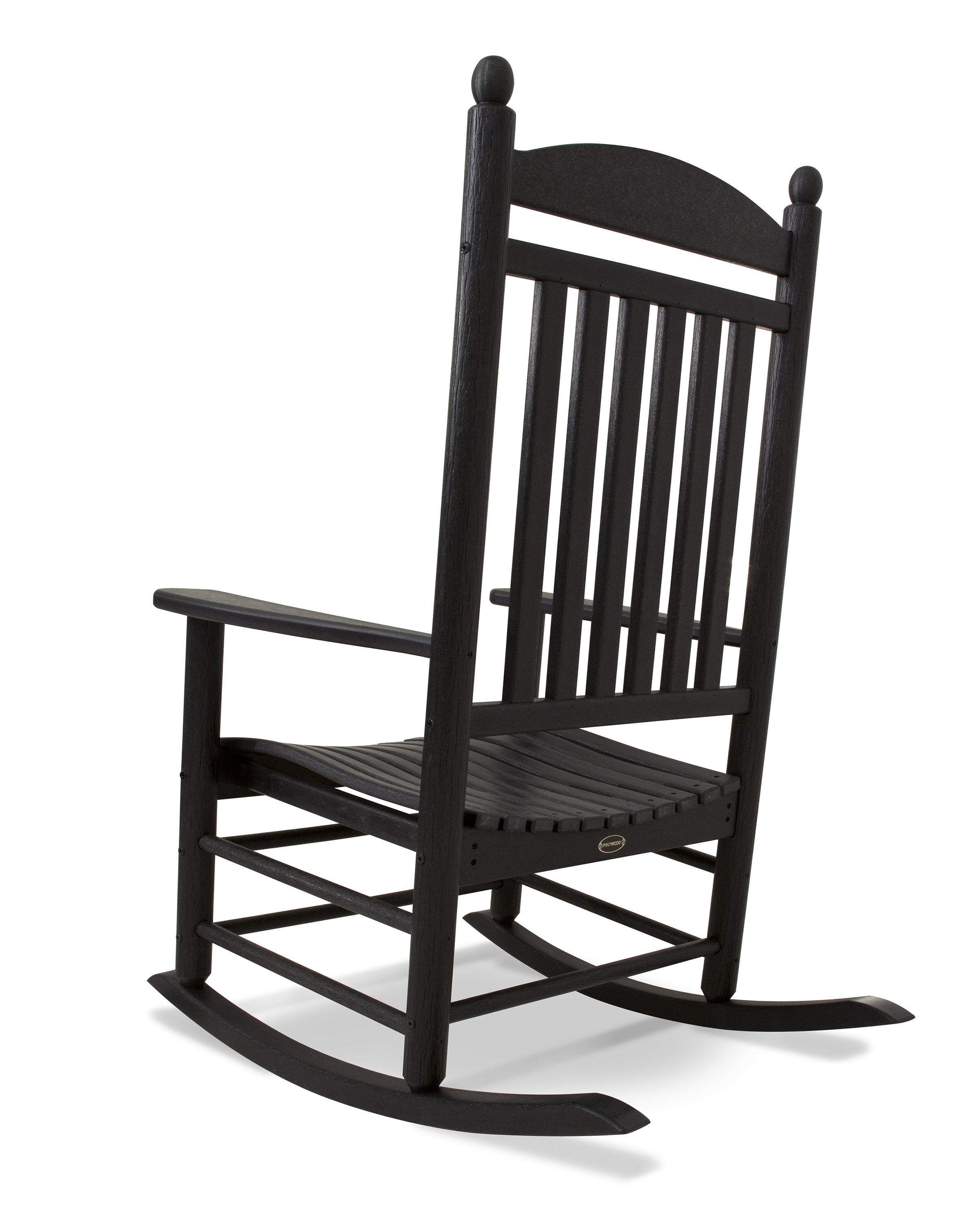 This Traditional Rocker Is Enhanced With Unique Detailing That Gives It Both Warmth And Sophistication. Polywood Furniture Is Constructed Of Solid Polywood Lumber That