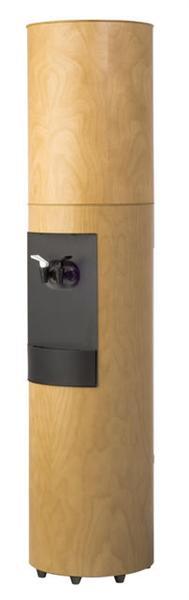 Cima Cherry Wood Water Cooler Free Standing Water Dispenser
