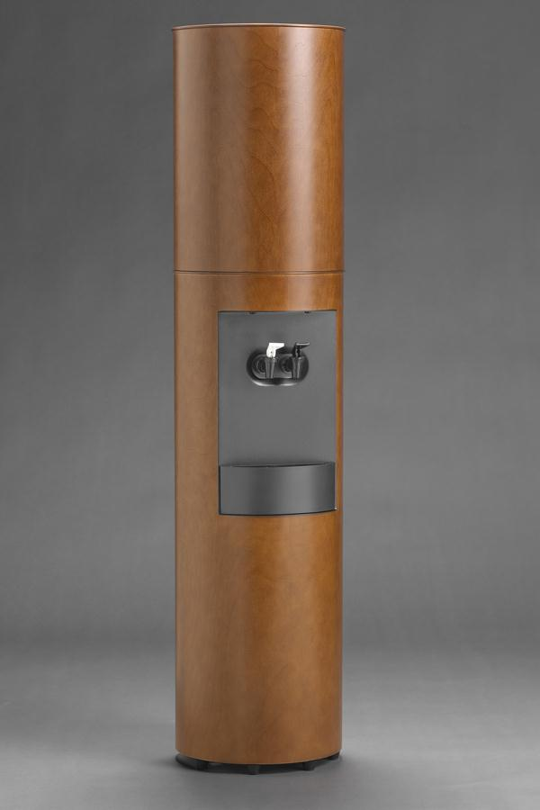 Cima Wood Cooler Wood Water Cooler Aquaverve