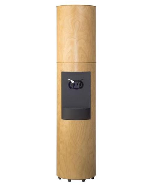 Custom Wood Cooler Wood Water Dispenser Aquaverve